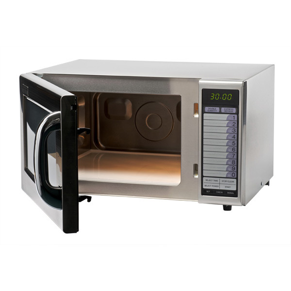 sharp r21at medium duty commercial microwave 1000w