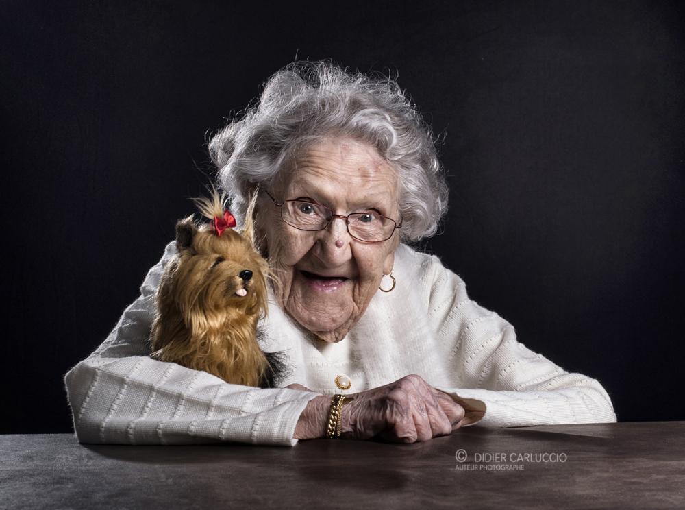 Simone 105 ans