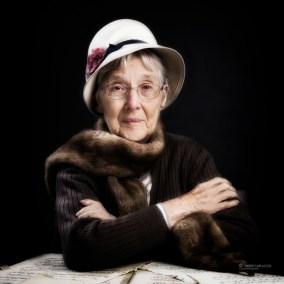 Monique 89 ans