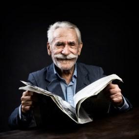 Marcel 89 ans