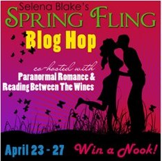 Spring Fling Blog Hop April 23-27