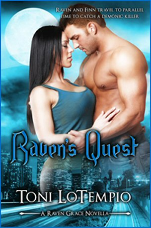 "CBLS: ""Raven's Quest (Raven Grace – Part 2)"" by Toni Lotempio"