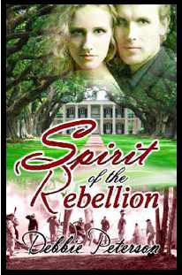 BW: Spirit of the Rebellion by Debbie Peterson