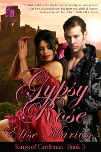 Gypsy Rose ebook cover