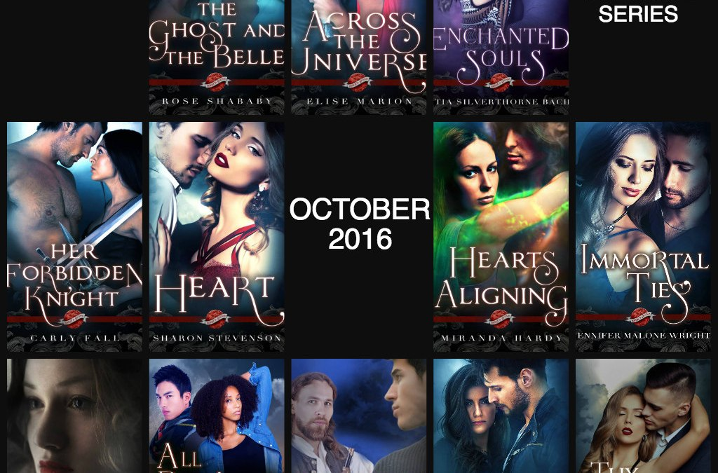Saint's Grove Paranormal Romance Collection