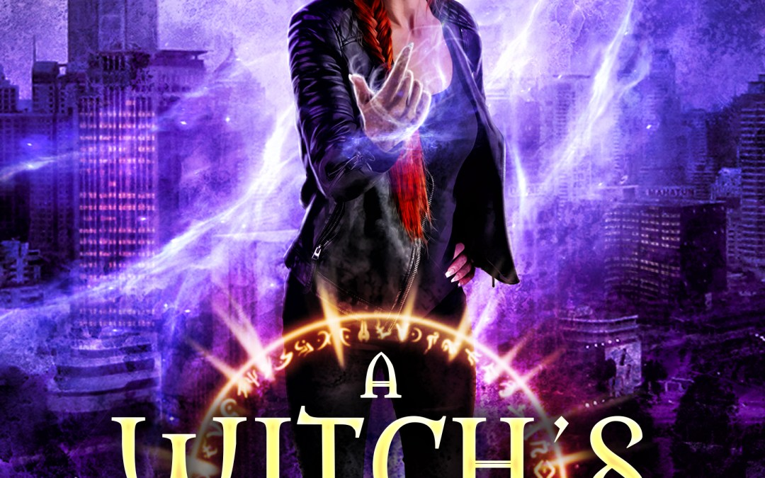 A Witch's Revenge: Henrietta and Alex, Book 1