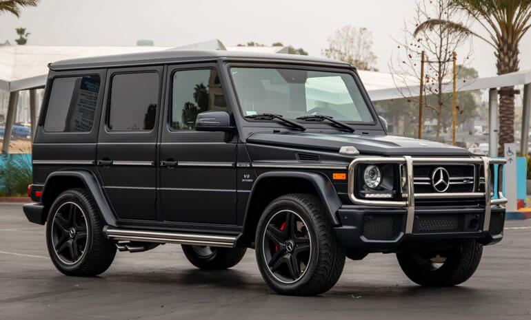 2018 Mercedes Benz G63 In Nigeria, Price, Reviews And Buying Guide