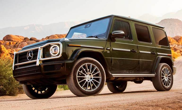 2020 Mercedes Benz G63 In Nigeria, Price, Reviews And Buying Guide