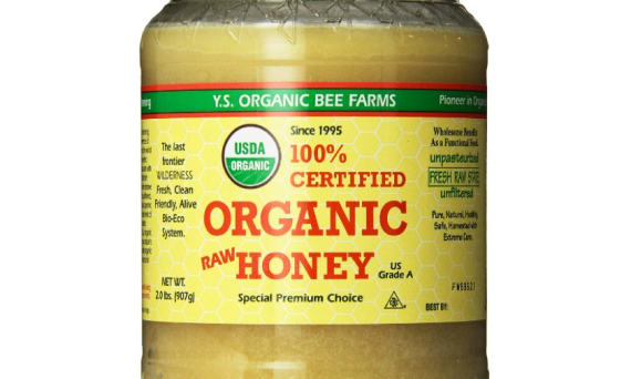 Organic Raw Honey by YS Organic Bee Farms