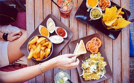 Becoming a foodie