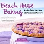 Beach House Baking by Lei Shishak