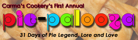 Carma's Cookery's First Annual Pie-Palooza