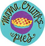 mama crank's pies logo