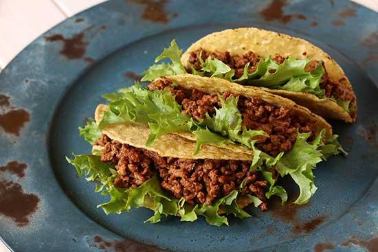 budget meal - tacos