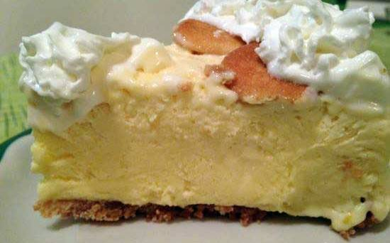 Church Supper Lemon Icebox Pie
