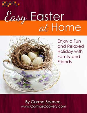 Easy Easter at Home Report