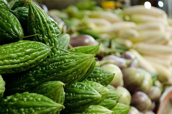 healthy ingredient - bitter melon