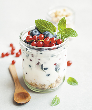 yogurt as a superfood