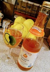 R.W. Knudsen Limited Edition Sparkling Pumpkin Spice Juice