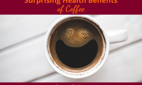 Surprising Health Benefits of Coffee