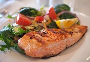 improve your skin - salmon