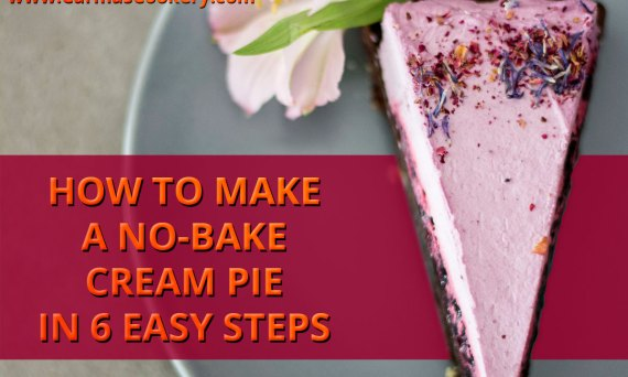 How to Make a No-Bake Cream Pie in 6 Easy Steps