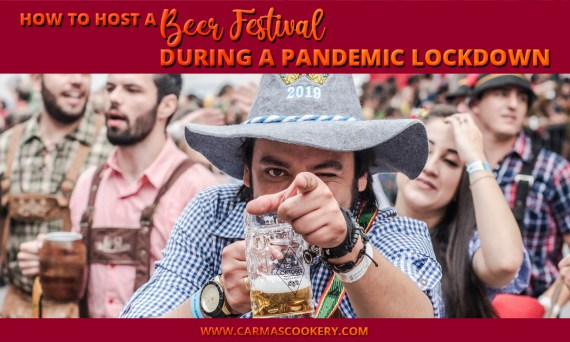 How to Host a Beer Festival During a Pandemic Lockdown