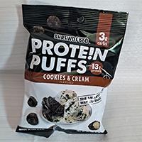 Shrewd Food Cookies & Cream Protein Puffs