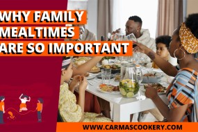 Why Family Mealtimes Are So Important