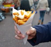 Patatas fritas holandesas