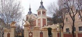 Basílica de nuestra señora de Atocha