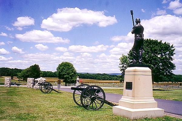 Gettysburg National Military