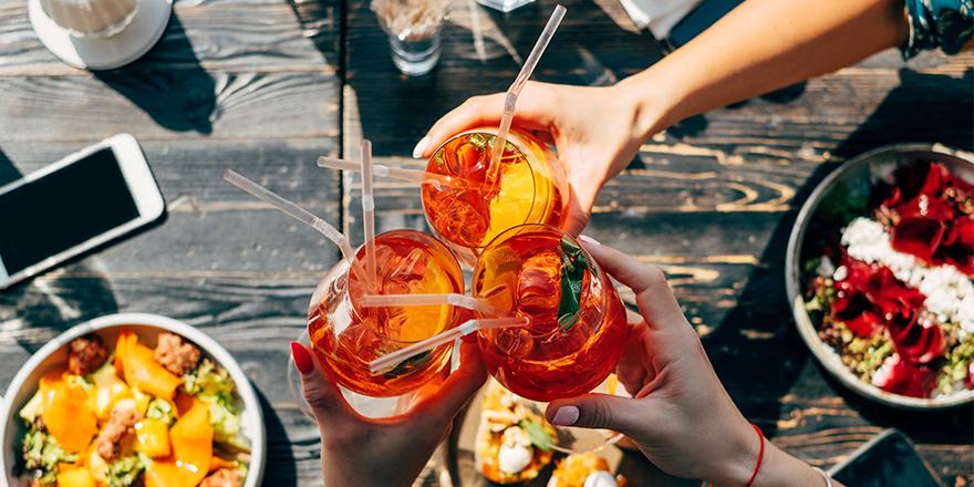 4 cócteles para acompañar un brunch perfecto con Carmela Gin