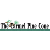 The Carmel Pine Cone logo