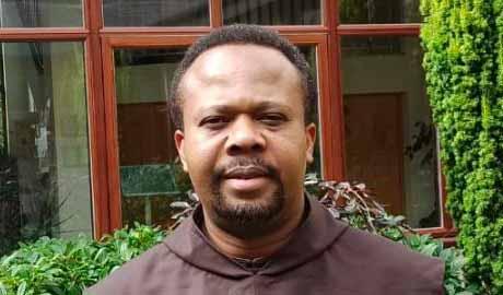 Fr. Felix Okolo, Third Councillor
