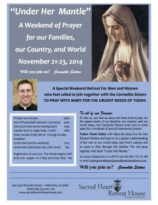SHRH-flyer-Under-Her-Mantle-Special-Prayer-Retreat-with-Mary-2014
