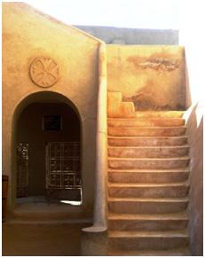© Monastère du Wadi Natroun, Egypte
