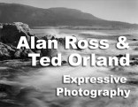Its always a hoot with these two — Alan Ross and Ted Orland are coming together again for their Expressive Photography workshop in October 2017. http://www.carmelvisualarts.com/alan-ross-ted-orland-photography/