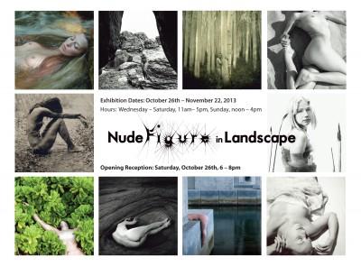 Nudefigureinlandscape