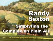 One of our favorites for Simplifying the Complex is Randy Sexton - Come to his workshop in August 2017 http://www.carmelvisualarts.com/randall-sexton/