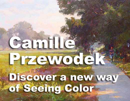 Camille Przewodek Plein Air Workshop In Carmel Ca