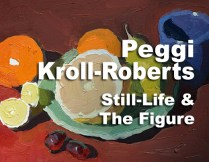 Peggi Kroll Roberts comes to Carmel in April 2017, for a studio workshop working on Still life and the Figure. http://www.carmelvisualarts.com/peggi-kroll-roberts/