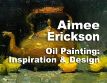 "Aimee Erickson is returning to Carmel! Join Carmel Art Festival TOP award winner in her July 2017 ""Inspiration and Design"" workshop. http://www.carmelvisualarts.com/aimee/"