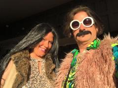 Sonny & Cher were at the festivities