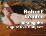 Paint the portrait, nude and costumed model with Robert Lemler at Carmel Visual Arts in July 2017. http://www.carmelvisualarts.com/robert-lemler/