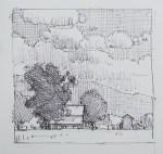 Ranch Days, Sketch