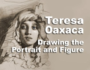 Join Teresa Oaxaca in this intensive 3-day figure drawing workshop http://www.carmelvisualarts.com/teresa-oaxaca/