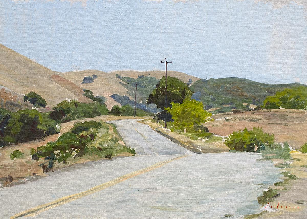 San Benancio Road