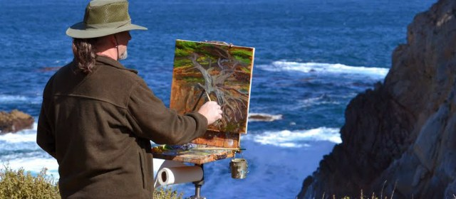 Weekly Outdoor (Plein Air) Painting Class
