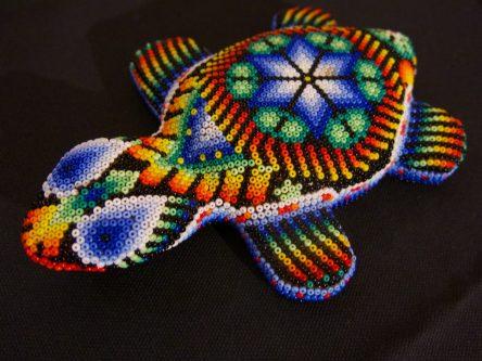 huichol-indigenous-beaded-turtle